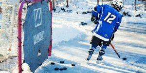personal sports fund ice hockey